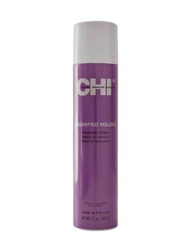 Chi Chi Magnified İnce Telli Saçlar İçin Orta Tutucu Saç Spreyi 340 Gr Renksiz